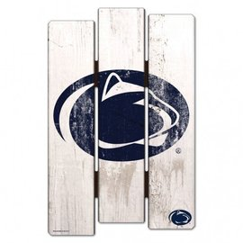 WinCraft, Inc. Nittany Lion Fence Sign