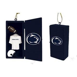 Evergreen Enterprises Penn State Team Locker Room Ornament