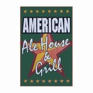 JMB Signs American Ale House & Grill Sign