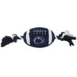 PSU Dog Football Toy