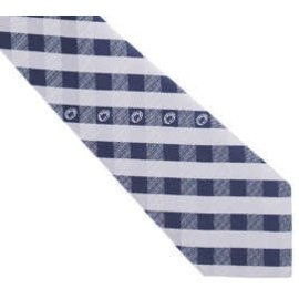 Eagles Wings Neck Tie Woven Poly