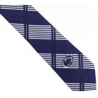 Eagles Wings Penn State Neck Tie Skinny Plaid
