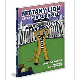 Denise Kaminsky Nittany Lion gets a Big Surprise