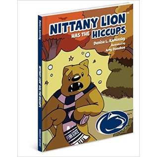 Denise Kaminsky Nittany Lion has the Hiccups