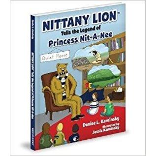 Denise Kaminsky Nittany Lion Princess Nit-A-Nee
