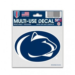 WinCraft, Inc. 3 x 4 Multi Use Decal