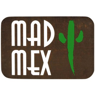 JMB Signs Mad Mex Sign