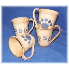Lion Paw Pottery Lion Paw Mug Pottery