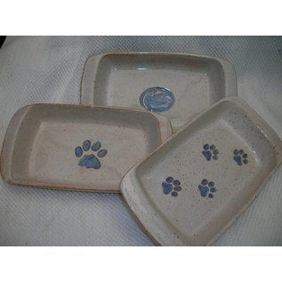 Lion Paw Pottery Lion Paw Pottery Snack Dish