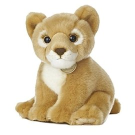 Aurora Plush Lion