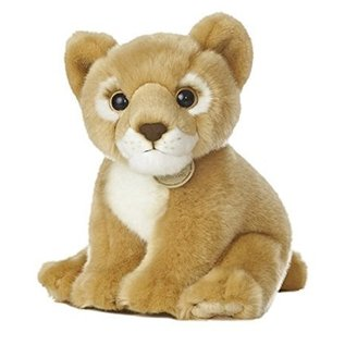 Aurora Plush Lion