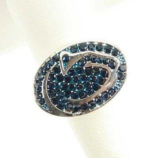 Seasons Jewelry Lion Head Ring