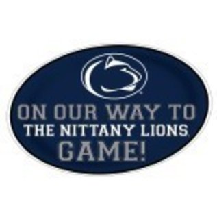 R & R Imports Inc. Large Game Day Magnet