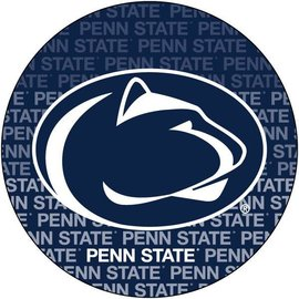 "R & R Imports Inc. Penn State 4"" Round Verbiage Magnet"