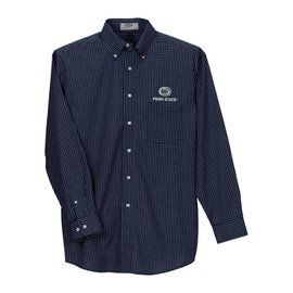 Vantage Penn State Plaid Button Down