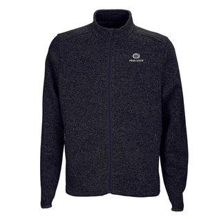Vantage Penn State Men's Summit Sweater-Fleece Jacket
