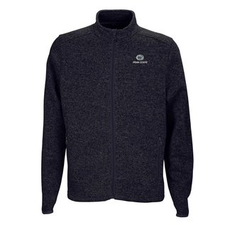 Vantage Men's Summit Sweater-Fleece Jacket