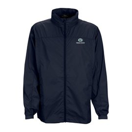 Vantage Full Zip Light Weight Hood Jacket