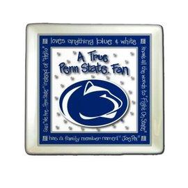 Memory Company True Fan Ceramic Plate
