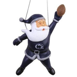 Action Santa Ornament