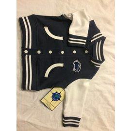 Creative Knitwear Varsity Jacket