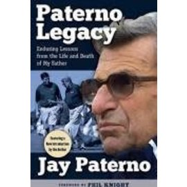 Paterno Legacy Book Hardcover