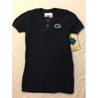 Creative Knitwear Penn State Toddler Sweater Dress