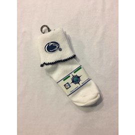 Creative Knitwear Picot Anklet Socks