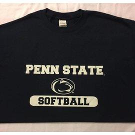 OS-PSU Penn State Softball Adult T-Shirt