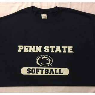 OS-PSU Penn State Softball Adult T-Shirt