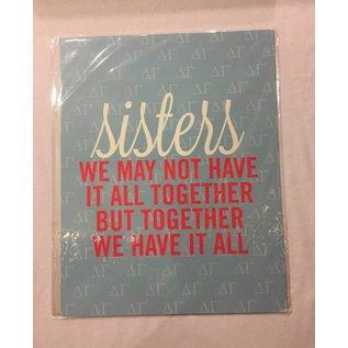 Dwellings Sisters Loft Print DG
