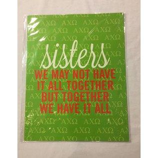 Dwellings Sisters Loft Print ACO