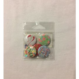 Dwellings Mini Button Pack ACO