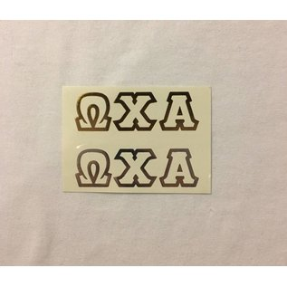 Dwellings Sorority Flash Tattoos ACO