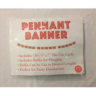 Dwellings Pennant Banner ASA