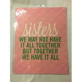 Dwellings Sisters Loft Print DZ