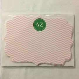 Dwellings Die Cut Stationary DZ