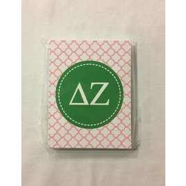 Dwellings Covered Mini Notepad DZ
