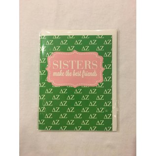 Dwellings Sorority Greeting Cards DZ