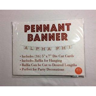 Dwellings Pennant Banner AP