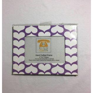 Dwellings Purple Heart 4x6 Frame SK