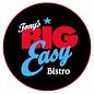 JMB Signs Tony's Big Easy Bistro