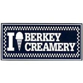 JMB Signs Love Berkey Creamery