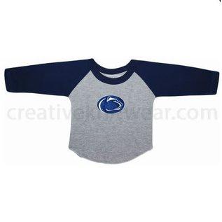 Creative Knitwear Penn State Baseball Shirt