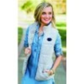 Gameday Couture Hide and Chic Convertible Vest