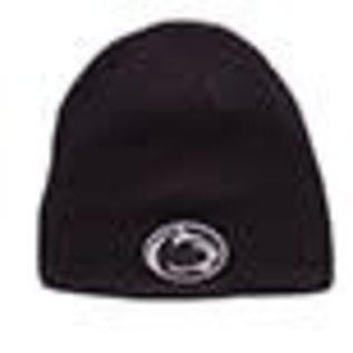 Zephyr Penn State Knit Navy Hat