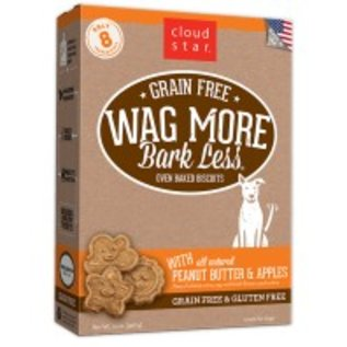 Cloud Star Cloudstar Wag More Bark Less Grain Free Baked