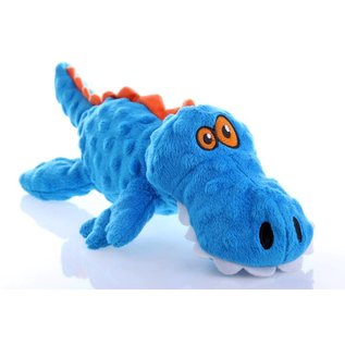 GoDog GoDog Chew Guard Gator Dog Toy