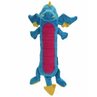 GoDog GoDog Chew Guard Skinny Dragon Dog Toy