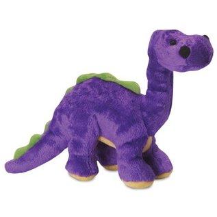 GoDog GoDog Chew Guard Bronto Dinosaur Dog Toy